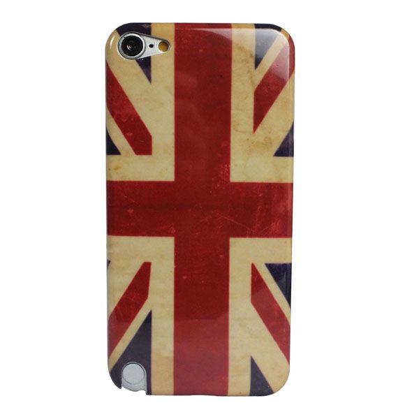 Чехол Union Jack с флагом Великобритании для iPod Touch 5G/6G