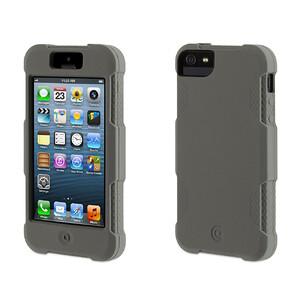 Купить Чехол GRIFFIN Protector Gray для iPhone 5/5S/SE