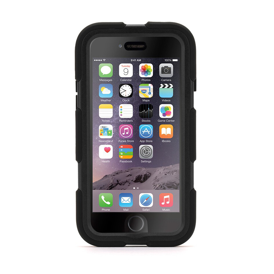Чехол GRIFFIN Survivor All-Terrain для iPhone 6/6s