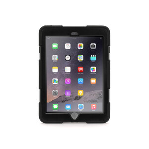Купить Чехол GRIFFIN Survivor All-Terrain Black/Black для iPad Air 2