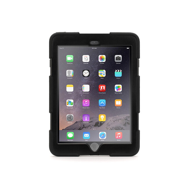 Чехол GRIFFIN Survivor All-Terrain Black/Black для iPad Air 2