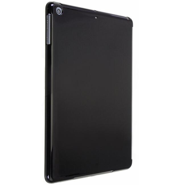 Задняя накладка Slim Glossy Black под Smart Cover для iPad Air