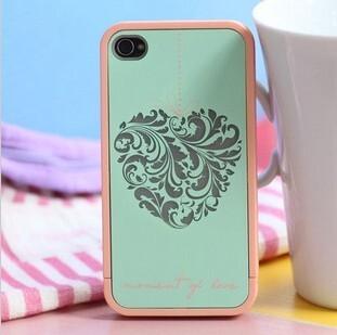 Чехол Heart Wave для iPhone 5/5S/SE