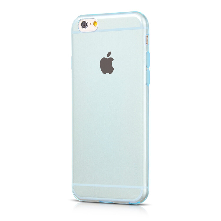 Чехол HOCO Light TPU Blue для iPhone 6/6s
