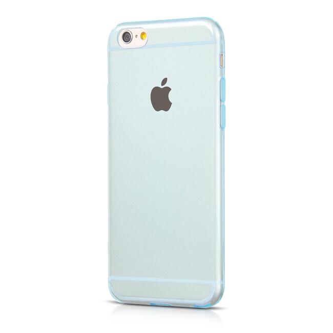 Чехол HOCO Light TPU Blue для iPhone 6/6s