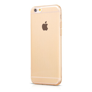 Купить Чехол HOCO Light TPU Golden для iPhone 6/6s