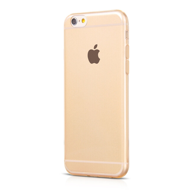 Чехол HOCO Light TPU Golden для iPhone 6/6s