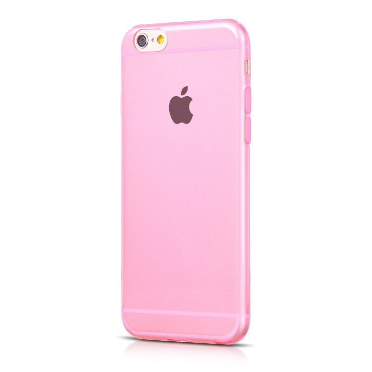 Чехол HOCO Light TPU Pink для iPhone 6/6s