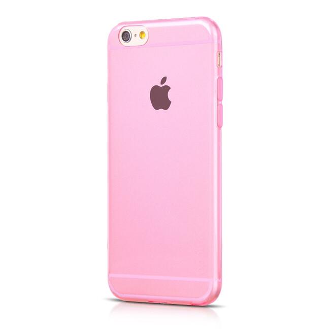 Чехол HOCO Light TPU Pink для iPhone 6/6s