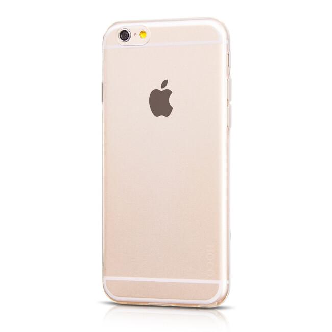 Чехол HOCO Light TPU Clear для iPhone 6/6s