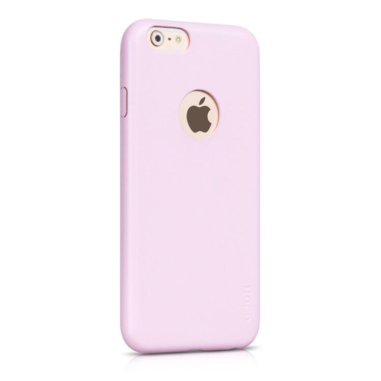 Чехол HOCO Slimfit Pink для iPhone 6/6s
