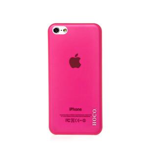 Купить Чехол HOCO Ultra Thin Pink для iPhone 5C