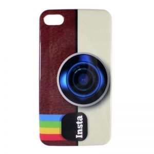 Купить Чехол Instagram для iPhone 4/4S