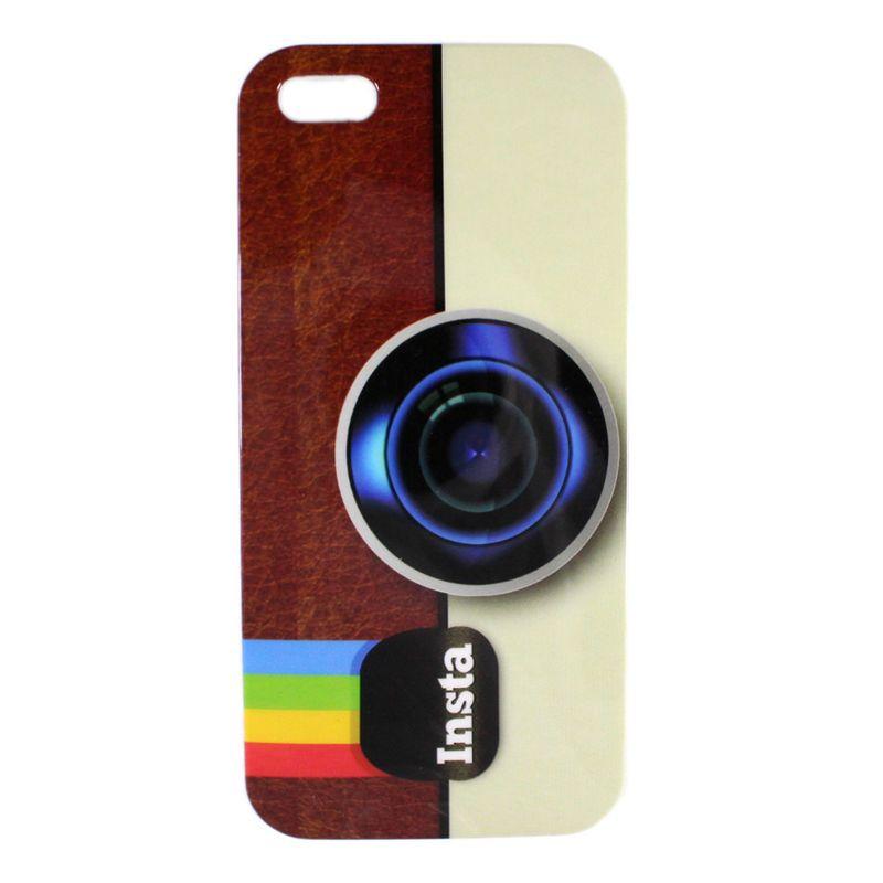 Чехол Instagram для iPhone 5/5S/SE