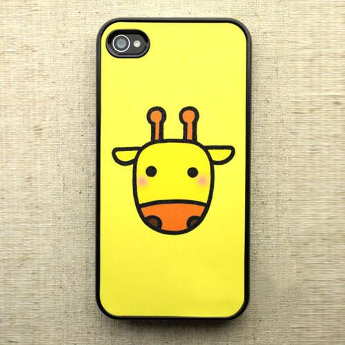 Чехол Giraffe для iPhone 4/4S