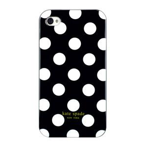 Купить Чехол Kate Spade black для iPhone 4/4S