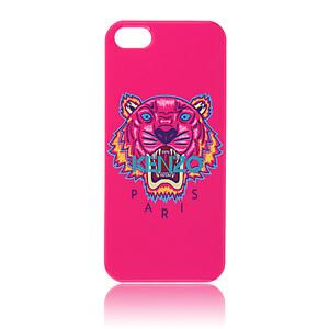 Купить Чехол Kenzo TIGER Pink для iPhone 5/5S/SE