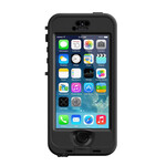 Чехол LifeProof NÜÜD Black для iPhone 5/5S/SE