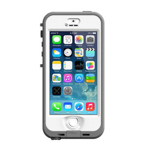 Купить Чехол LifeProof NÜÜD Gray для iPhone 5/5S/SE