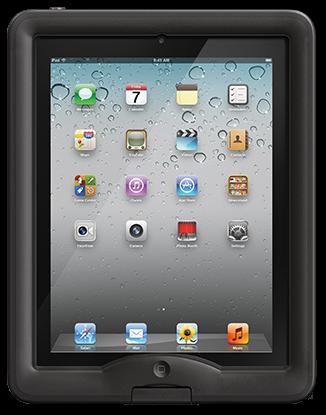 Водонепроницаемый чехол Lifeproof NÜÜD для iPad 2/3/4