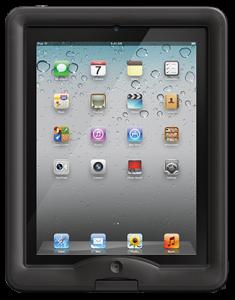 Купить Водонепроницаемый чехол Lifeproof NÜÜD для iPad 2/3/4