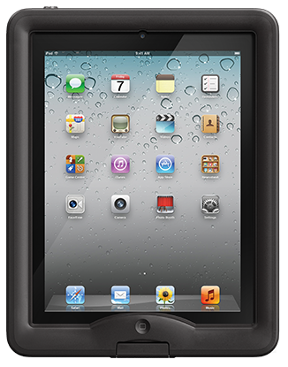 Чехол Lifeproof nüüd для iPad 2/3/4