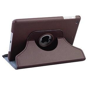 Купить Кожаный чехол 360 Rotating для iPad mini 3/2/1 Коричневый