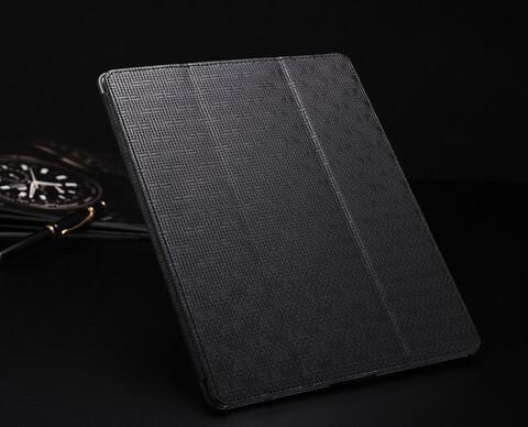 Чехол с подставкой Denim Black для iPad 2/3/4