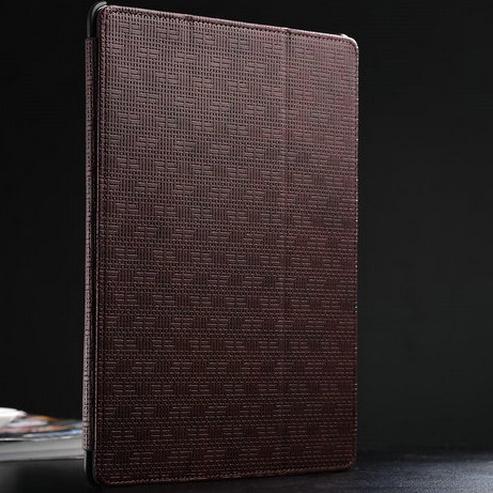 Чехол с подставкой Denim Brown для iPad 2/3/4