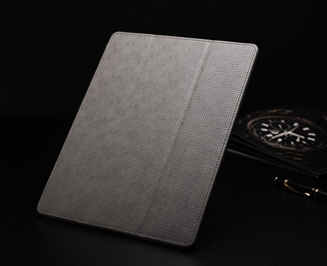 Чехол с подставкой Denim Grey для iPad 2/3/4