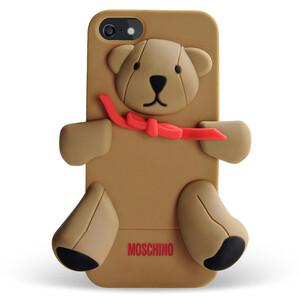 Купить Чехол Moschino 3D Teddy Gennarino для iPhone 4/4S