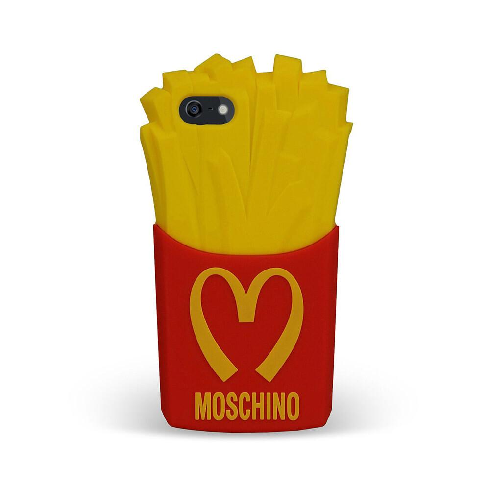 Чехол Moschino McDonald's для iPhone 6/6s