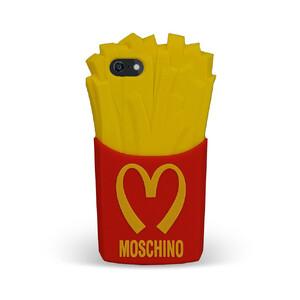 Купить Чехол Moschino McDonald's для iPhone 5/5S/SE