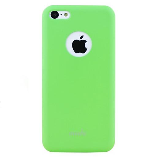 Чехол moshi iGlaze XT Green для iPhone 5C
