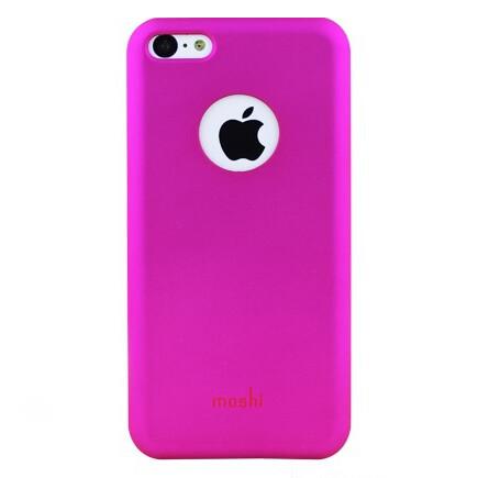 Чехол moshi iGlaze XT Rose для iPhone 5C
