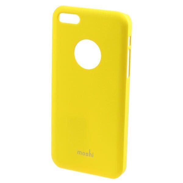 Чехол moshi iGlaze XT Yellow для iPhone 5C
