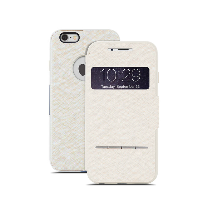 Чехол moshi SenseCover Touch-Sensitive Flip для iPhone 6/6s Белый