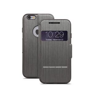 Купить Чехол moshi SenseCover Touch-Sensitive Flip для iPhone 6/6s Черный
