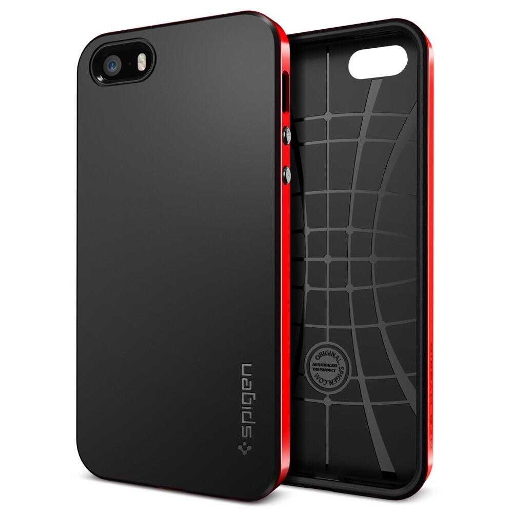 Чехол SGP Neo Hybrid Dante Red OEM для iPhone 5/5S/SE