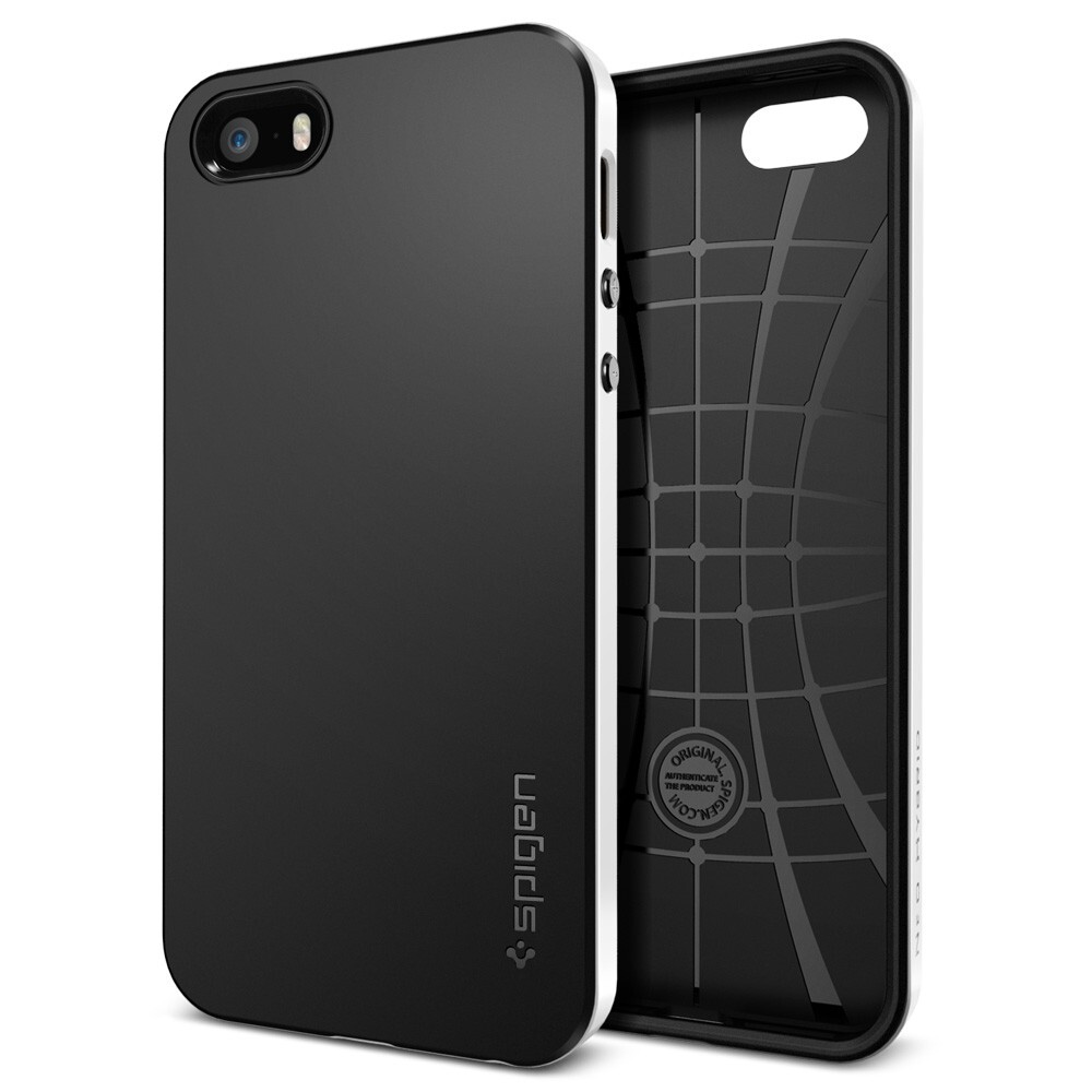 Чехол SGP Neo Hybrid Infinity White OEM для iPhone 5/5S/SE