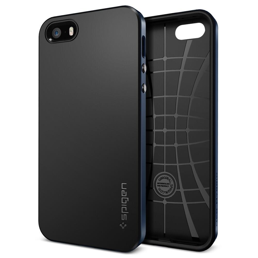 Чехол SGP Neo Hybrid Metal Slate OEM для iPhone 5/5S/SE