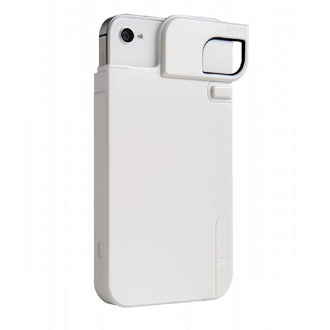 Чехол Olloclip Quick Flip White для iPhone 4/4S