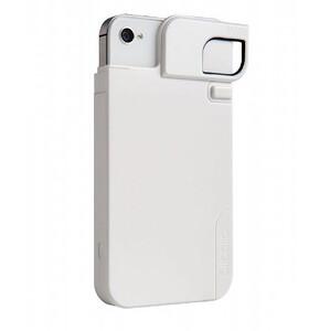 Купить Чехол Olloclip Quick Flip White для iPhone 4/4S