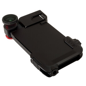 Купить Чехол Olloclip Quick Flip-Case Black для iPhone 5/5S/SE
