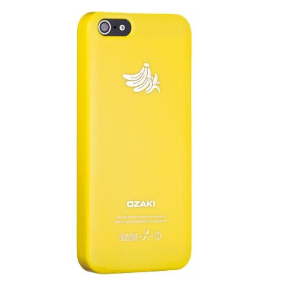 Чехол Ozaki O!coat Fruit Banana для iPhone 5/5S/SE