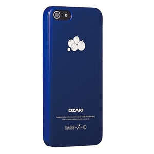 Купить Чехол Ozaki O!coat Fruit Blueberry для iPhone 5/5S/SE