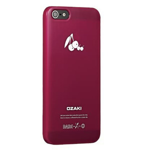 Купить Чехол Ozaki O!coat Fruit Cherry для iPhone 5/5S/SE