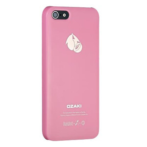 Купить Чехол Ozaki O!coat Fruit Peach для iPhone 5/5S/SE