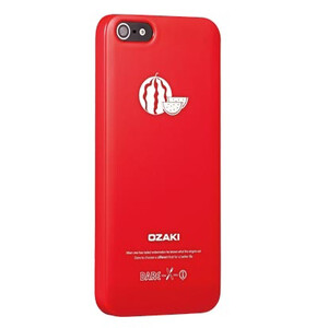 Купить Чехол Ozaki O!coat Fruit Watermelon для iPhone 5/5S/SE