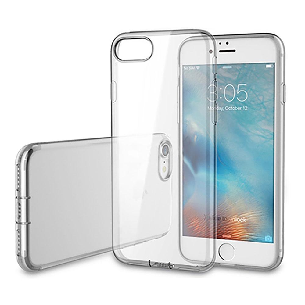 Купить Чехол ROCK Ultrathin TPU Slim Jacket Transparent для iPhone 7 | 8 | SE 2020